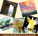 – Mixed Digital Packages of Carlos de Avila Albums