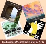 – Álbumes completos en discos compactos