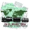 """Paquete Especial B: 5 Cds Álbum """"En el mismo tren"""""""
